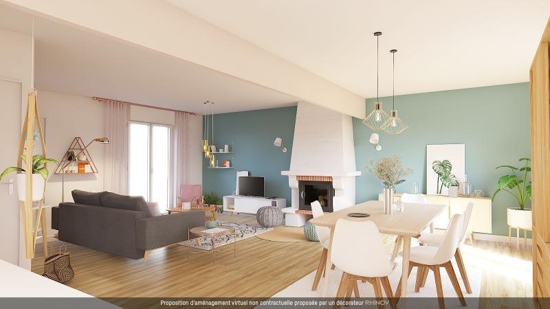 Sale house / villa La chapelle thouarault 224675€ - Picture 2