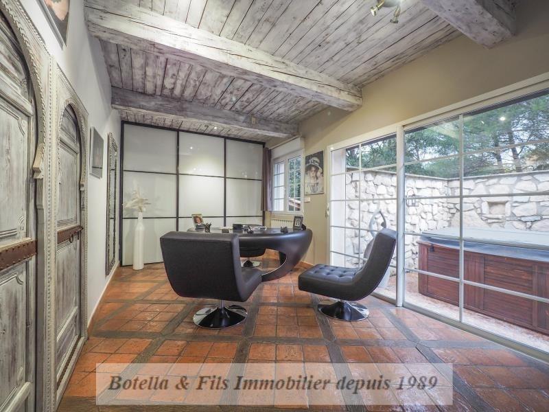 Venta de prestigio  casa Pujaut 735000€ - Fotografía 9