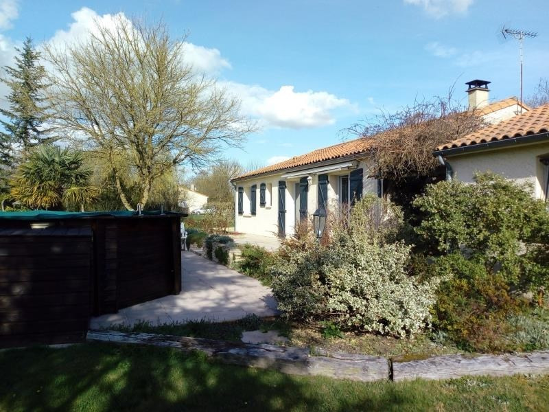 Vente maison / villa Aiffres 209 900€ - Photo 2