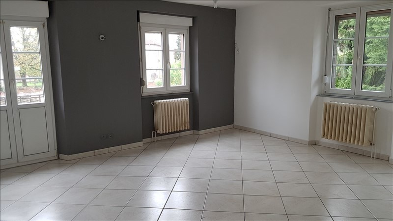 Rental apartment Seltz 625€ CC - Picture 1