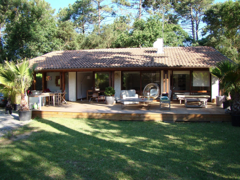 Location vacances maison / villa Capbreton 1110€ - Photo 1
