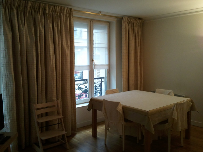Location appartement Paris 17ème 2 950€ CC - Photo 2