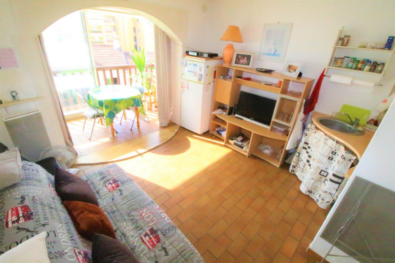 Vente appartement Cagnes sur mer 110 000€ - Photo 1