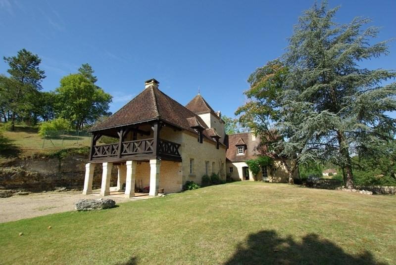 Vente maison / villa Saint alvere 456750€ - Photo 1