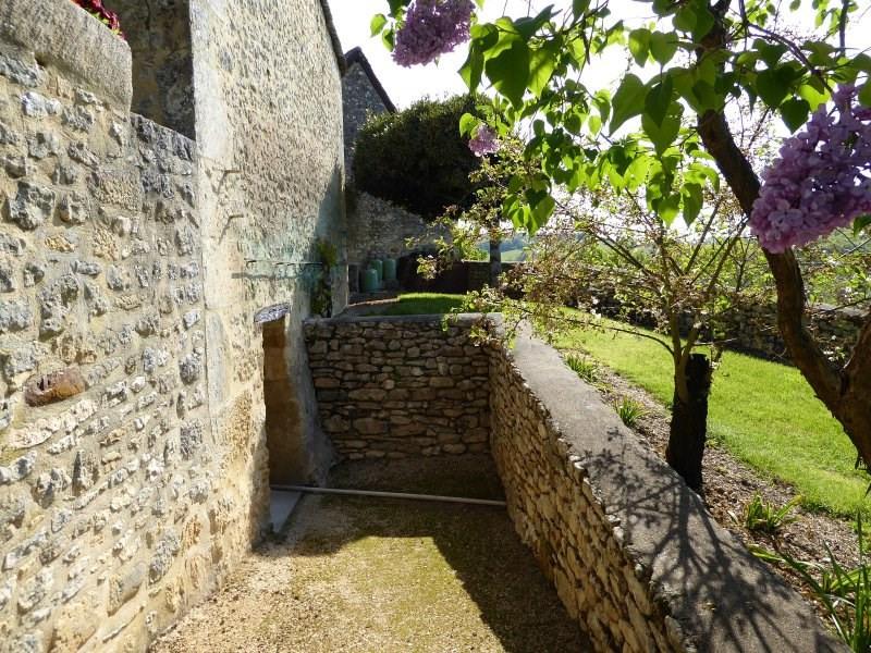 Vente maison / villa La bachellerie 319500€ - Photo 8