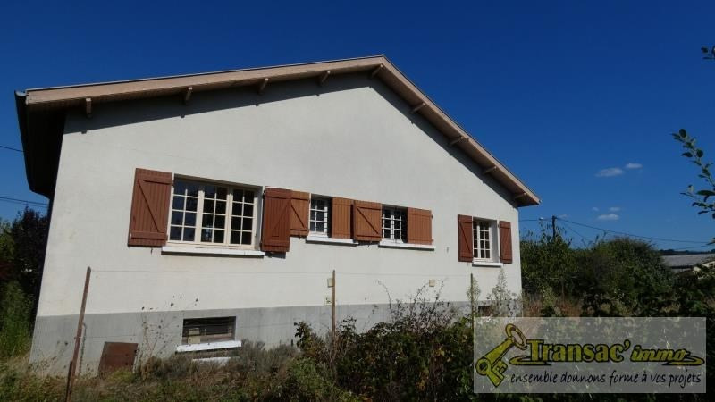 Vente maison / villa Courpiere 114 490€ - Photo 2