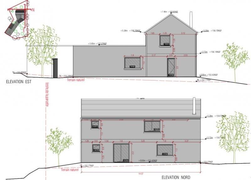 Sale house / villa St martin de brethencourt 499000€ - Picture 4