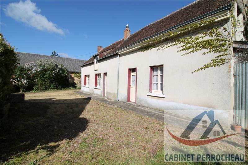 Vente maison / villa Montoire sur le loir 57000€ - Photo 2