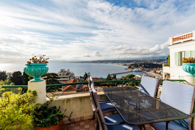 Deluxe sale apartment Nice 1260000€ - Picture 4