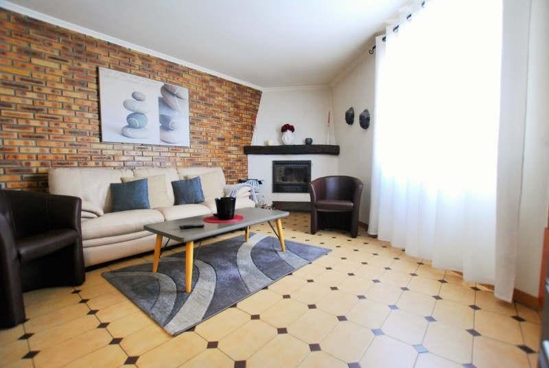 Vente maison / villa Bezons 395000€ - Photo 2