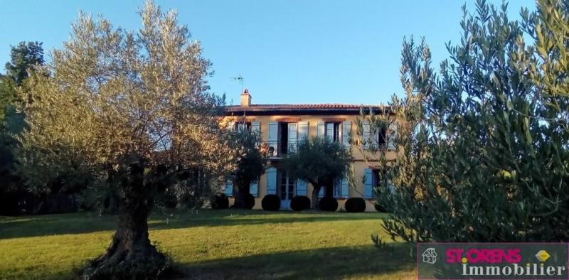 Deluxe sale house / villa Montgiscard secteur 943950€ - Picture 1