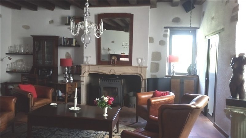 Sale house / villa Theneuille 155000€ - Picture 1