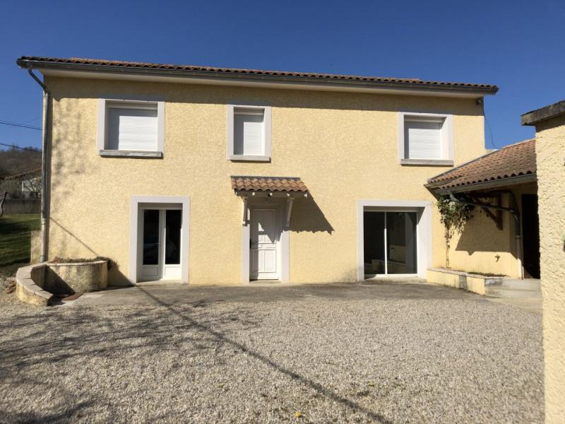 Revenda casa Montseveroux 247000€ - Fotografia 1