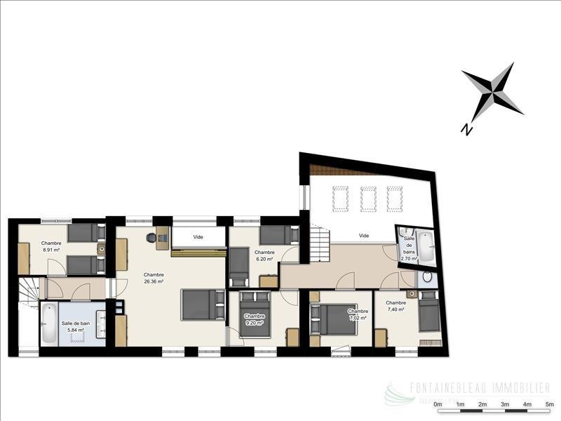Sale house / villa Fericy 700000€ - Picture 6