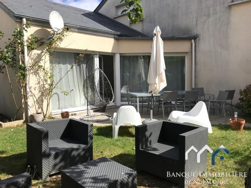 Vente maison / villa Herouville st clair 255000€ - Photo 4