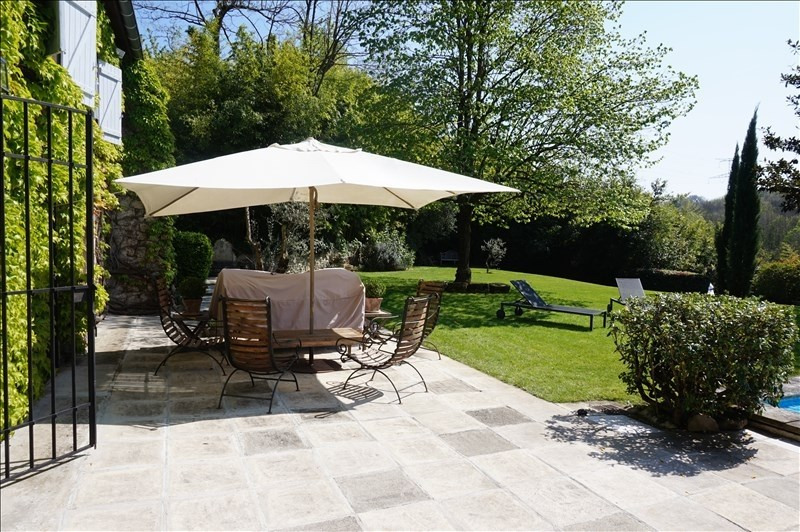 Deluxe sale house / villa Chabeuil 750000€ - Picture 1