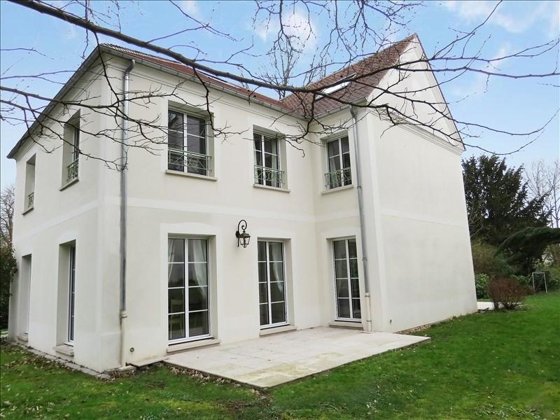 Deluxe sale house / villa Maisons-laffitte 1660000€ - Picture 2