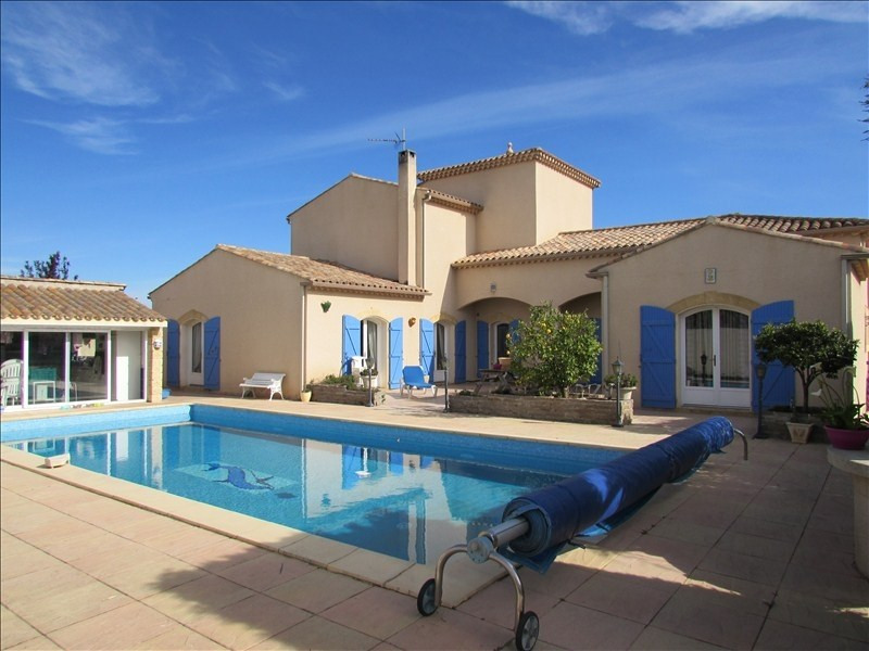 Sale house / villa Serignan 549 000€ - Picture 1