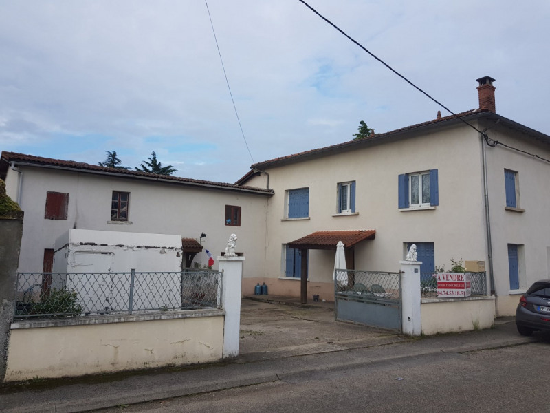 Vendita casa Estrablin 262500€ - Fotografia 1