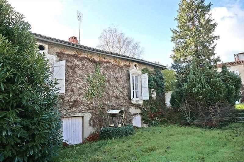 Vente maison / villa Saint-amant-de-boixe 199000€ - Photo 2