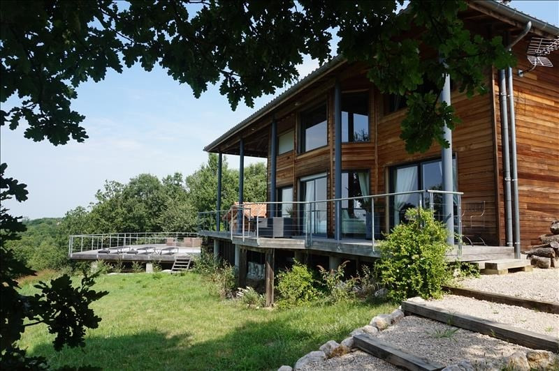 Deluxe sale house / villa Castelnau d estretefonds 750000€ - Picture 1