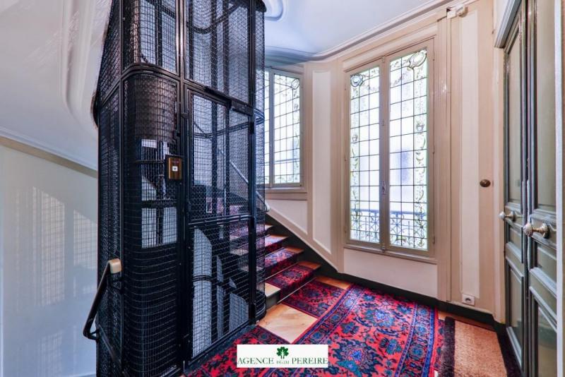 Vente de prestige appartement Paris 17ème 1420000€ - Photo 12
