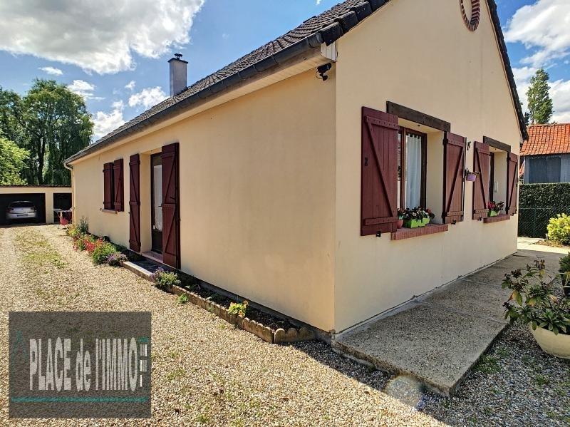 Sale house / villa Eaucourt sur somme 145000€ - Picture 1