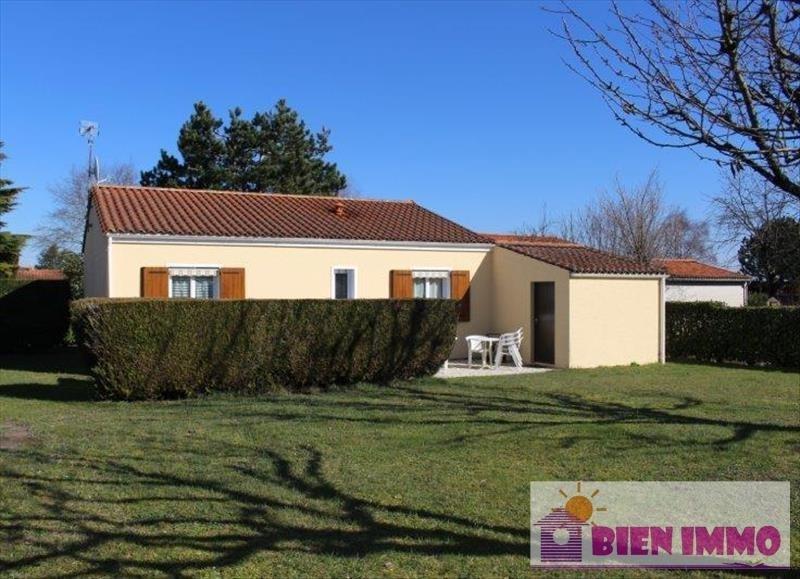 Vente maison / villa Saint sulpice de royan 168800€ - Photo 1