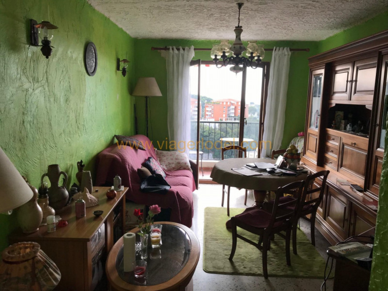 Life annuity apartment Nice 55 000€ - Picture 2