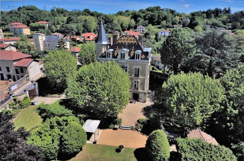 Vente de prestige maison / villa Neuville sur saone 500000€ - Photo 3