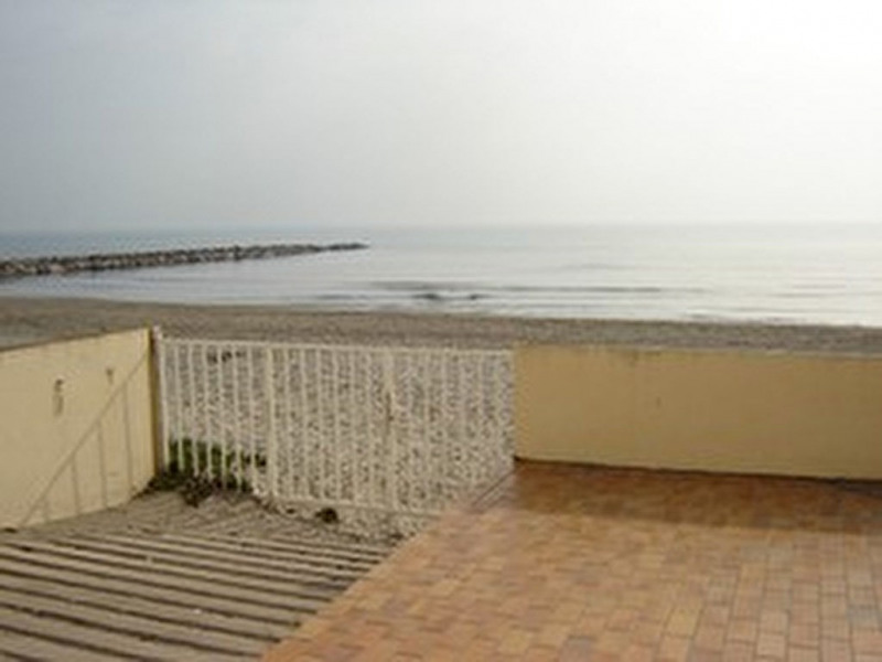 Vacation rental apartment Carnon plage 195€ - Picture 2