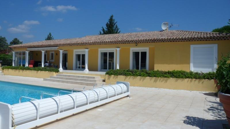 Deluxe sale house / villa La motte 691000€ - Picture 1