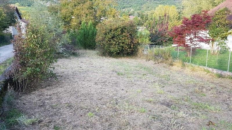 Venta  terreno Yenne 55000€ - Fotografía 3