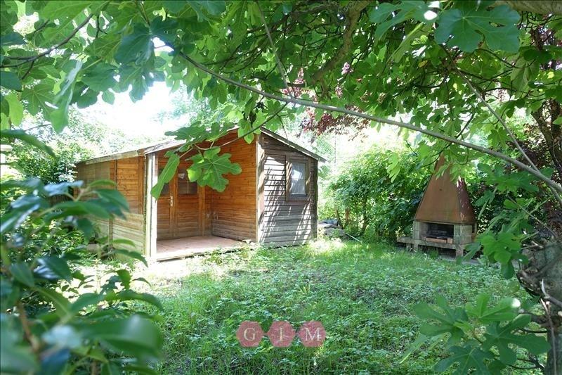 Vente terrain Villennes sur seine 38500€ - Photo 1