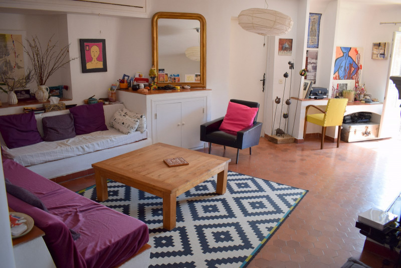 Vendita appartamento Seillans 169000€ - Fotografia 6
