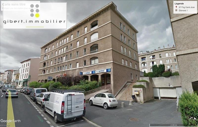 Rental apartment Le puy-en-velay 272,79€ CC - Picture 1