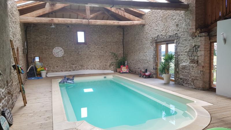 Vente maison / villa Chazelles sur lyon 439000€ - Photo 2