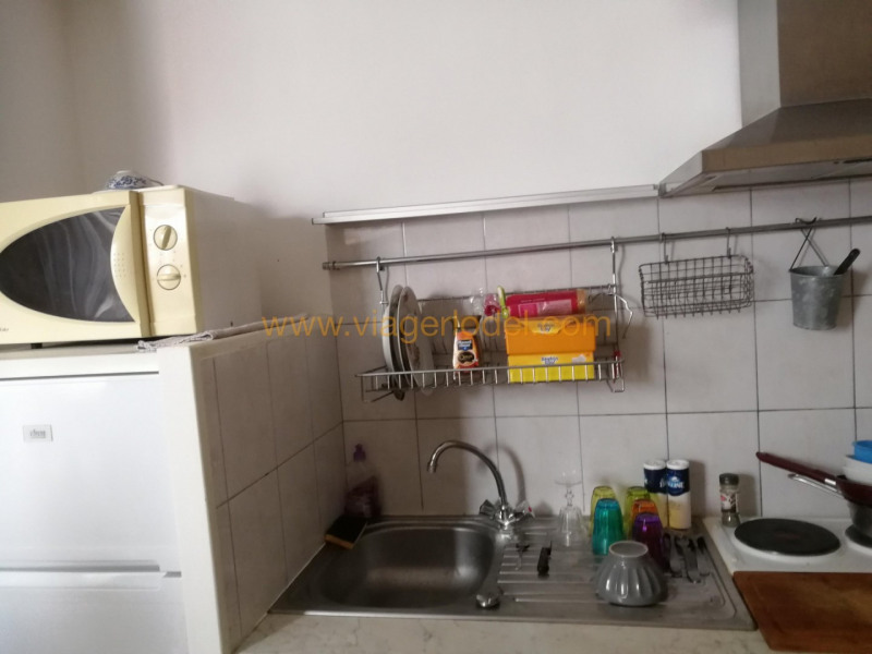 Life annuity apartment Nice 27 500€ - Picture 3