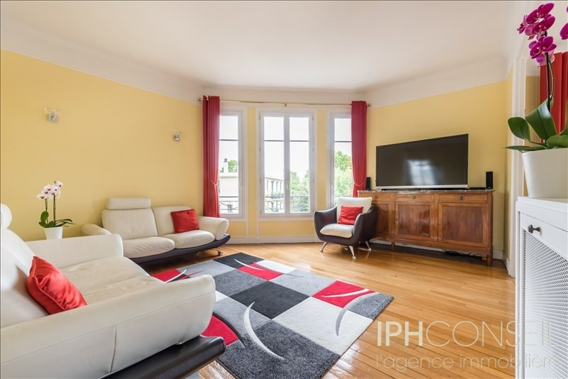 Deluxe sale apartment Neuilly sur seine 1140000€ - Picture 1