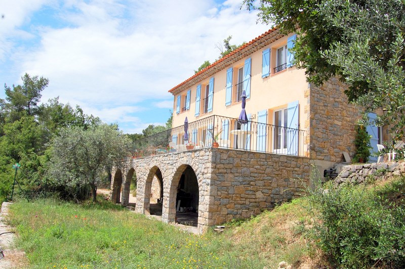 Deluxe sale house / villa Seillans 495 000€ - Picture 3