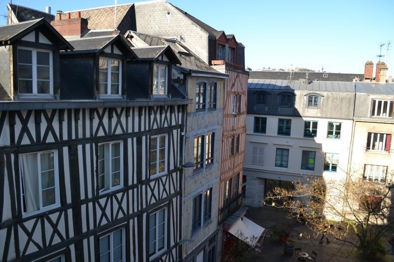 Locação apartamento Rouen 590€ CC - Fotografia 7