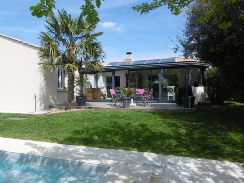 Vente maison / villa St georges de pointindoux 320750€ - Photo 1