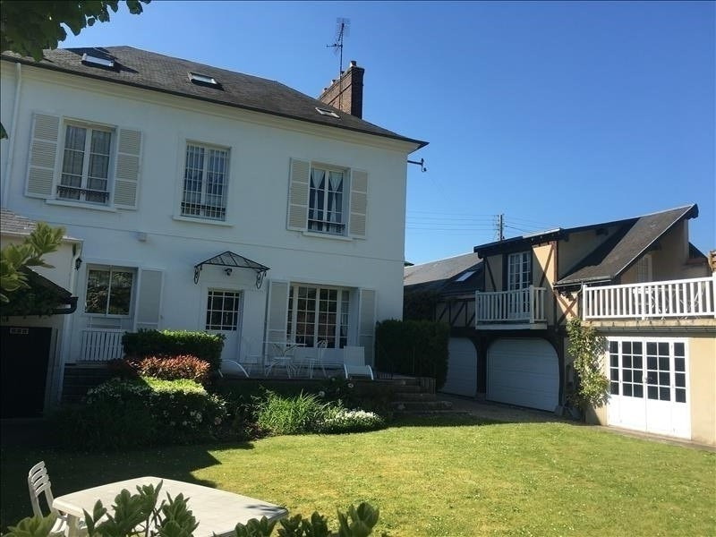 Revenda residencial de prestígio casa Vernon 698000€ - Fotografia 1