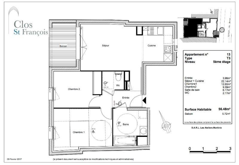 Venta  apartamento Toulouse 280000€ - Fotografía 2