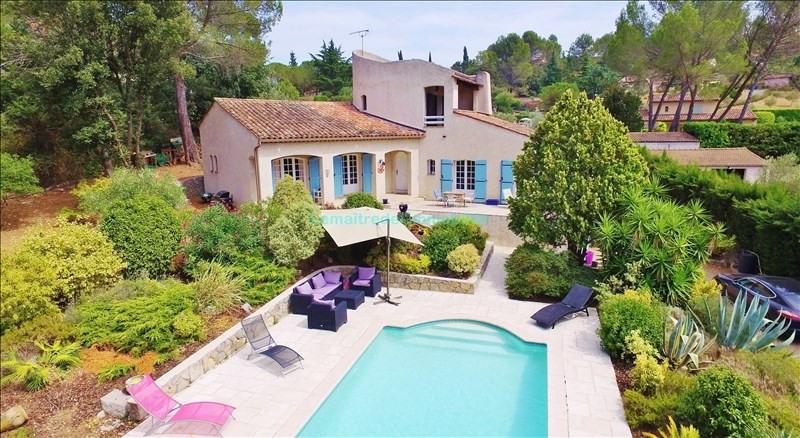Vente de prestige maison / villa Peymeinade 599000€ - Photo 1