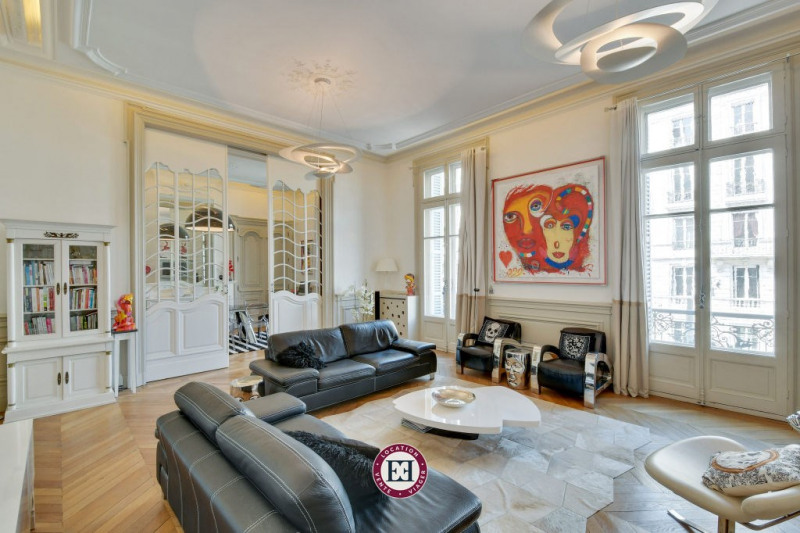 Deluxe sale apartment Lyon 6ème 1 450 000€ - Picture 4