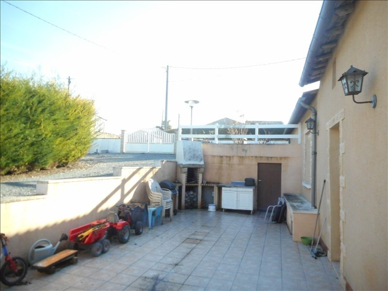 Vente maison / villa Pamproux 141 700€ - Photo 5