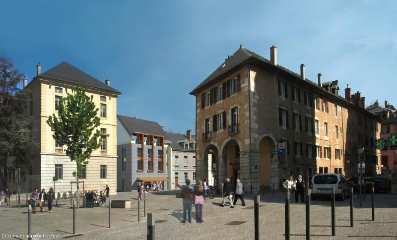 Vente appartement Chambery 735000€ - Photo 1