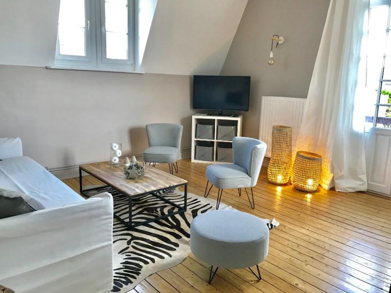 Verkoop  appartement Le touquet paris plage 472000€ - Foto 9