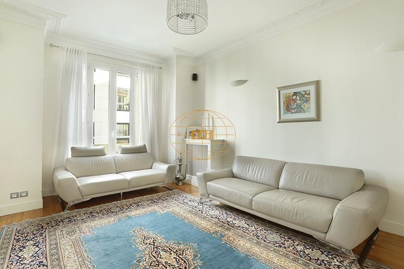 Deluxe sale apartment Neuilly sur seine 1 480 000€ - Picture 2